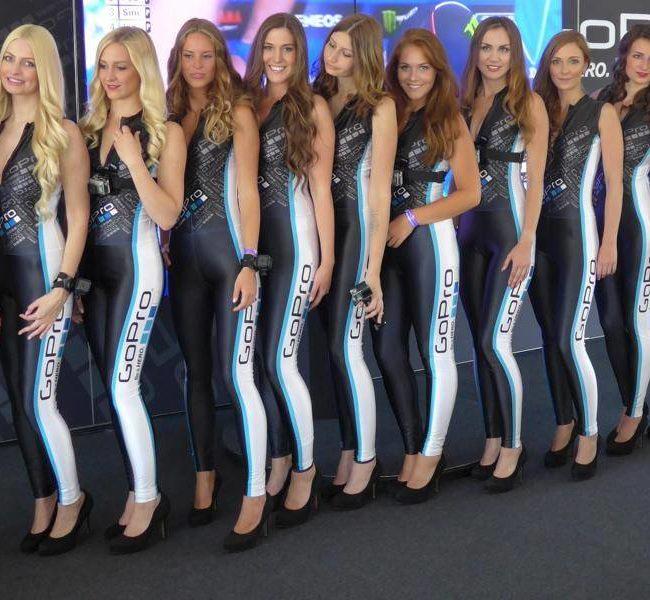 K800 MotoGP Grid Girls eventas 3 Premium Event Staffing Agency
